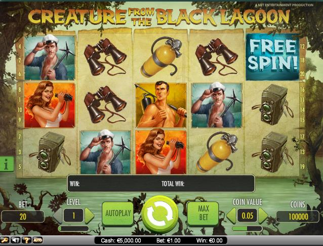 Creature-from-the-Black-Lagoon-slot-netent-ss