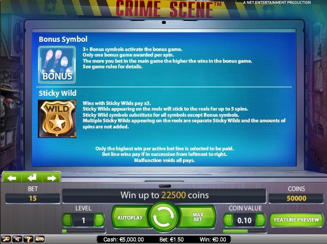 Crime-Scene-slot-netent-ss