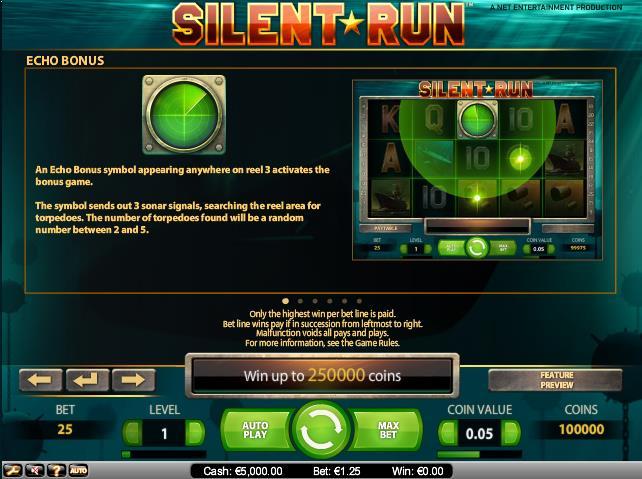 Silent-Run-slot-netent-ss
