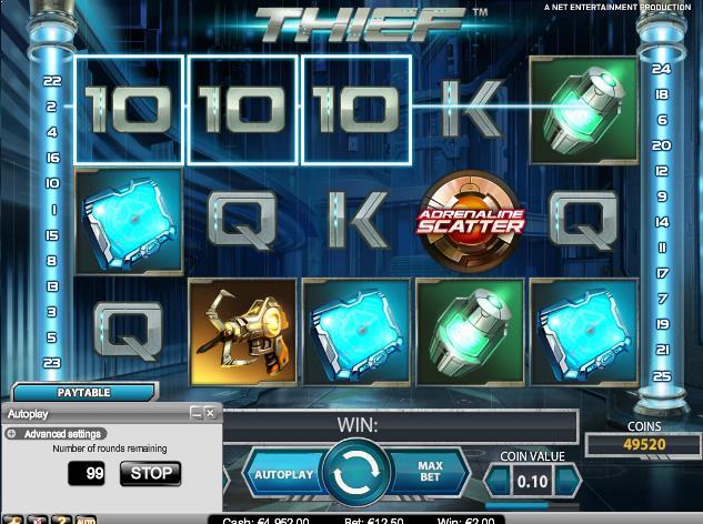 Thief-slot-netent-ss
