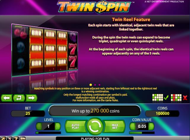 Twin-Spin-slot-netent-ss