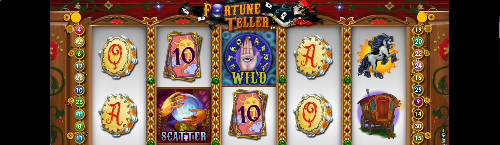 fortune teller jocuri slot multa bafta