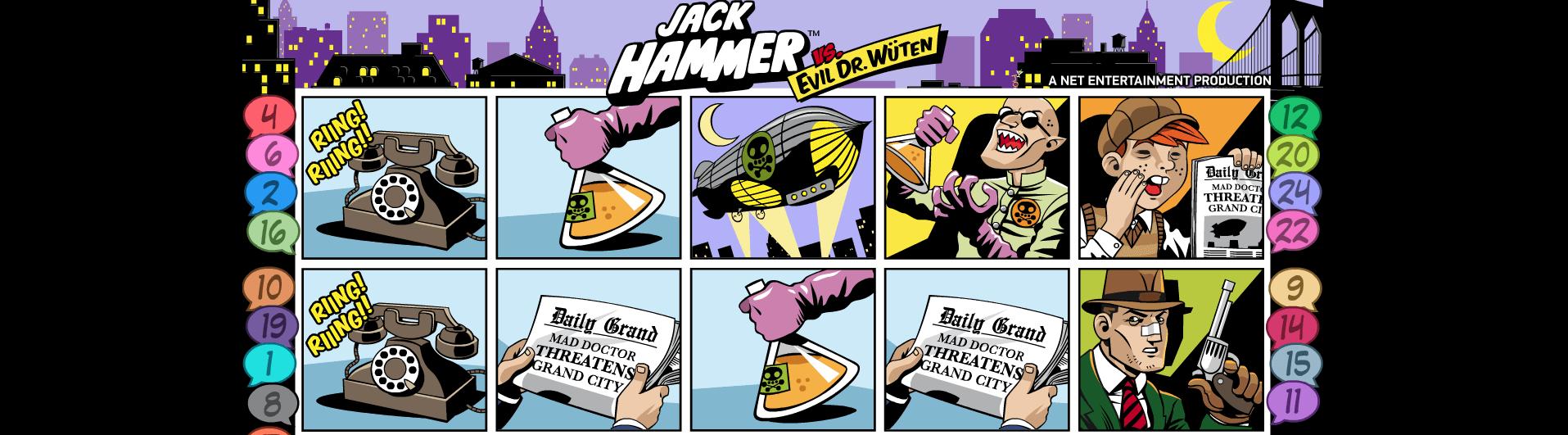 jack hammer netent jocuri slot multa bafta