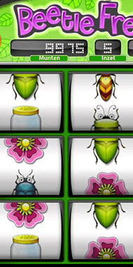 Beetle Frenzy slot netent long