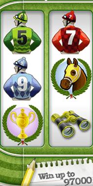 Champion Of The Track slot netent long