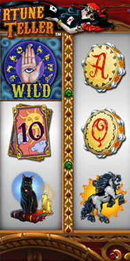 Fortune Teller slot netent long