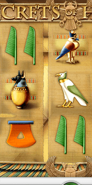 Secrets of Horus slot netent long