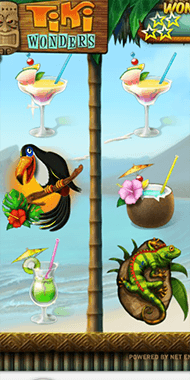 Tiki Wonders slot netent long