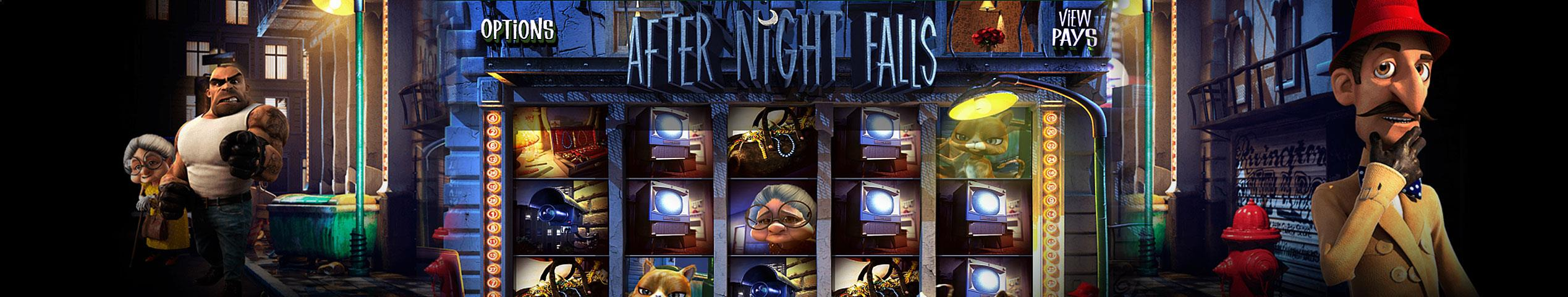 After Night Falls Multa Baft jocuri slot slider Betsoft