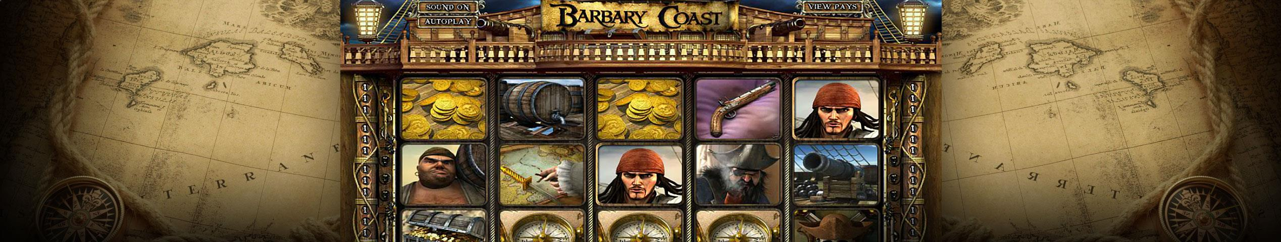 Barbary Coast Multa Baft jocuri slot slider Betsoft