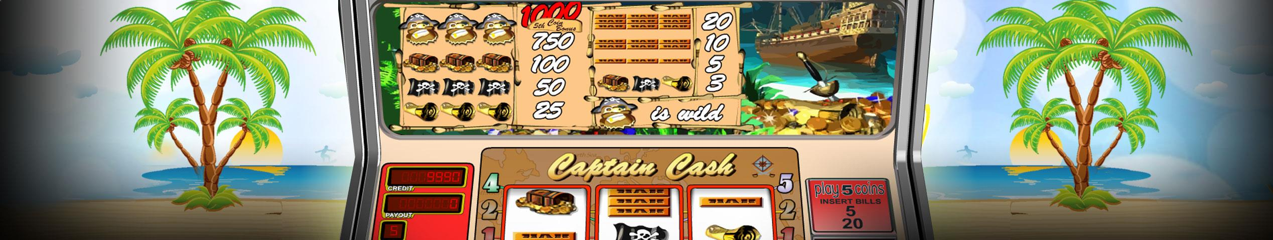 Captain Cash Multa Baft jocuri slot slider Betsoft