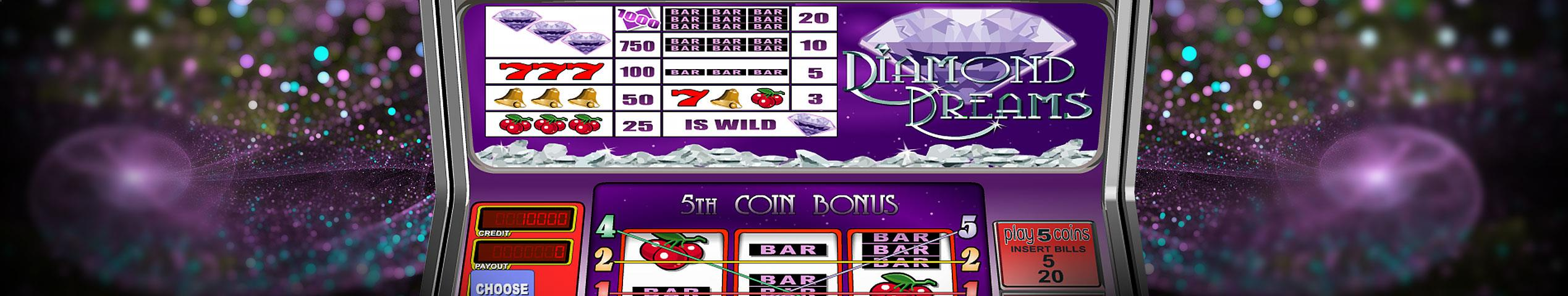 Diamond Dreams Multa Baft jocuri slot slider Betsoft