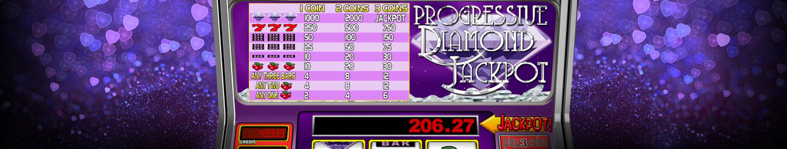 Diamond Progressive Multa Baft jocuri slot slider Betsoft