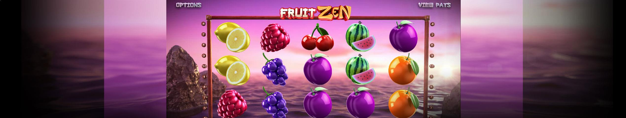 Fruit Zen Multa Baft jocuri slot slider Betsoft
