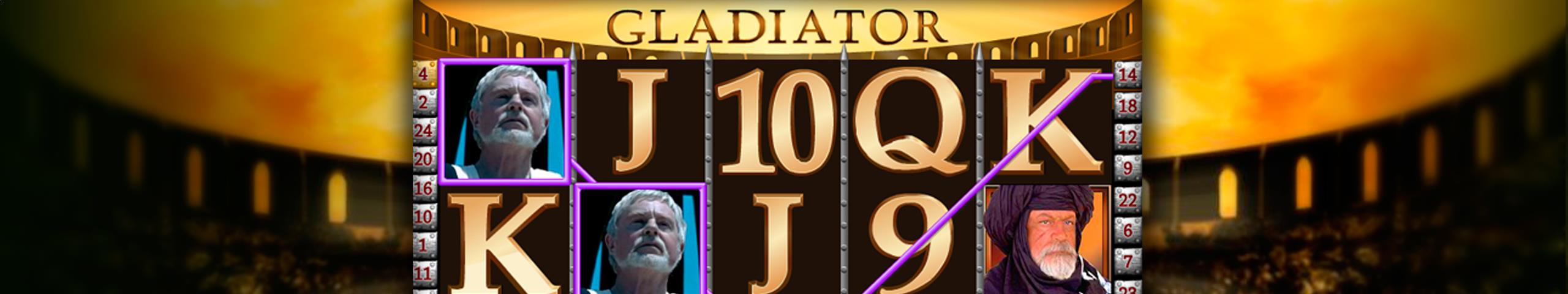 Gladiator Playtech multabafta jocuri slot slider