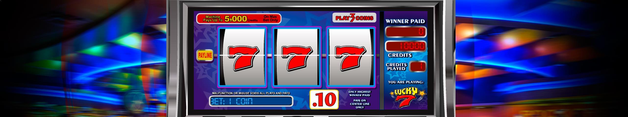 Lucky 7 Slots multabafta IGT jocuri slot slider