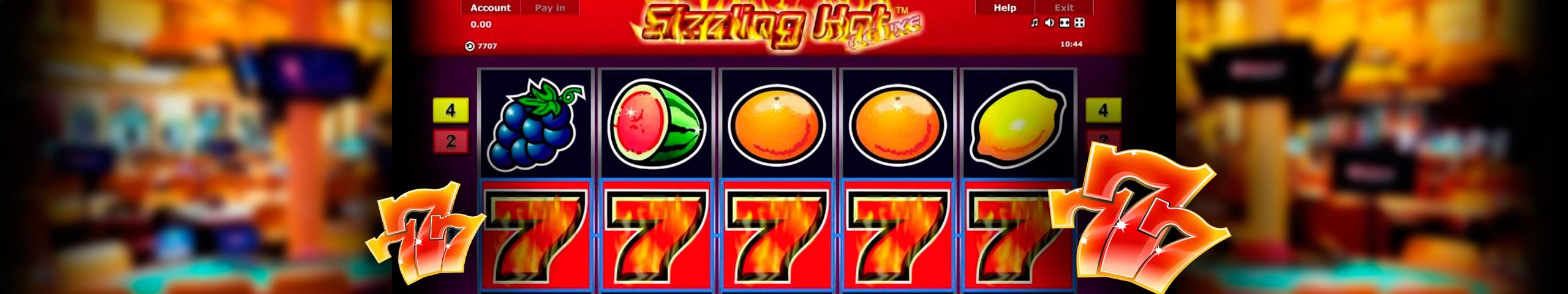 Sizzling Hot Deluxe multabafta novomatic jocuri slot slider