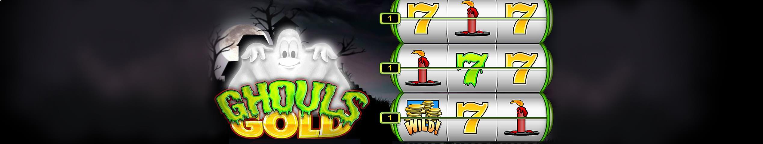 Ghouls Gold betsoft jocuri slot slider