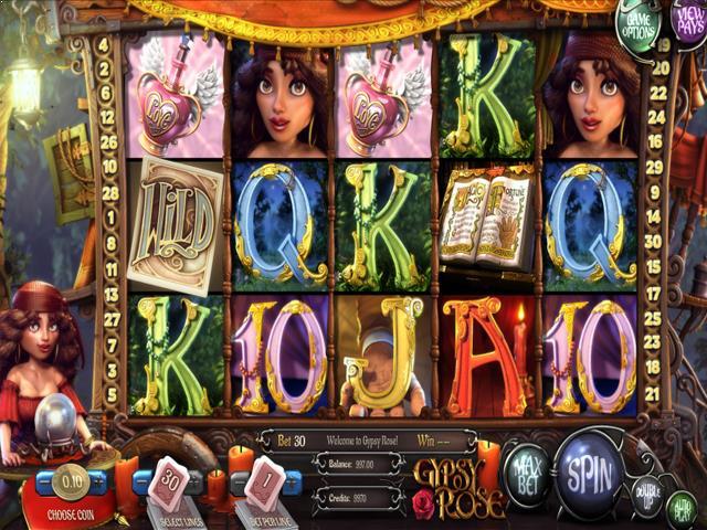 Gypsy Rose netent jocuri slot screenshot