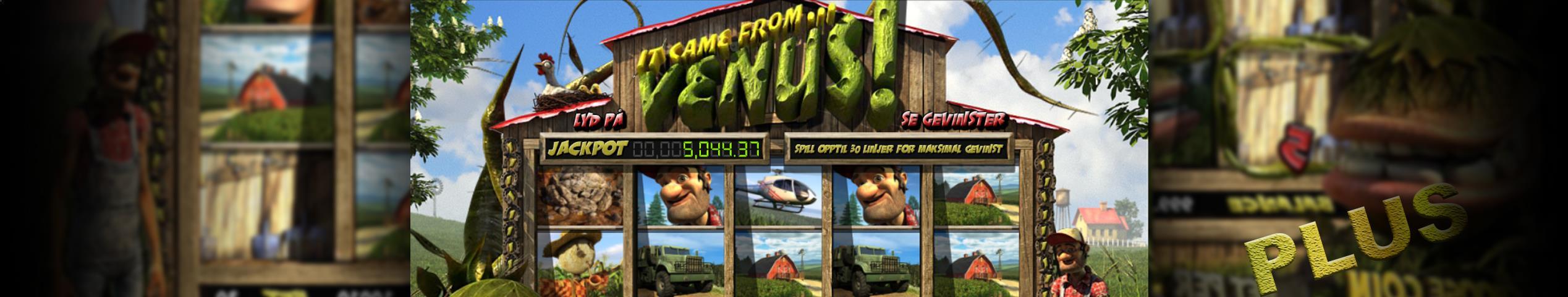 It Came From Venus JP Plus betsoft jocuri slot slider