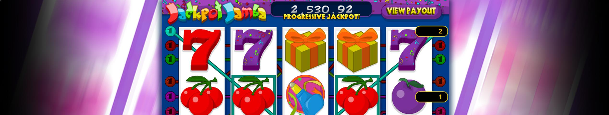 Jackpot Jamba Mini betsoft jocuri slot slider