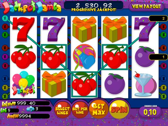 Jackpot Jamba Mini netent jocuri slot screenshot