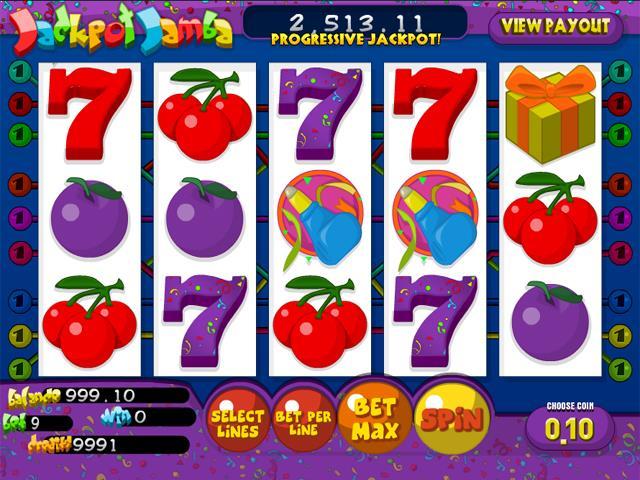 Jackpot Jamba netent jocuri slot screenshot