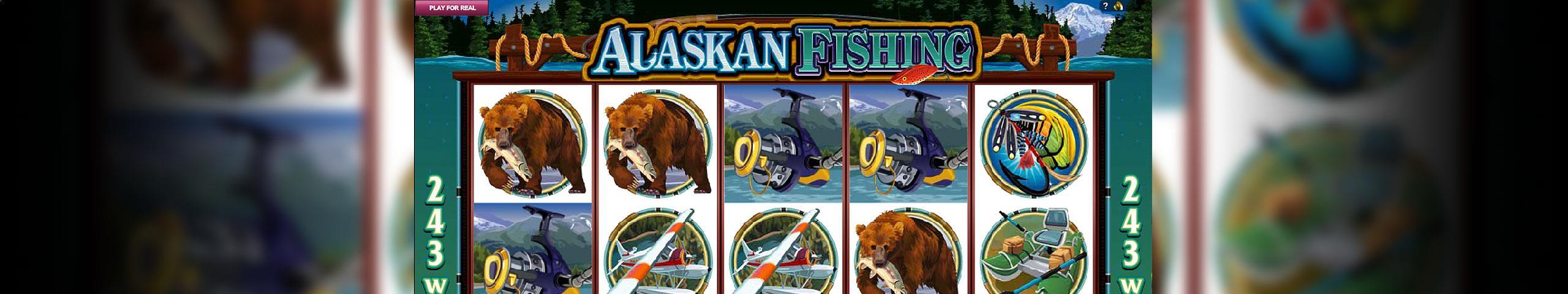 Alaskan Fishing Microgaming jocuri slot slider