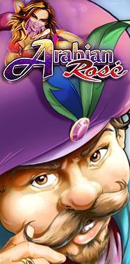 Arabian Rose Microgaming jocuri slot thumbnail