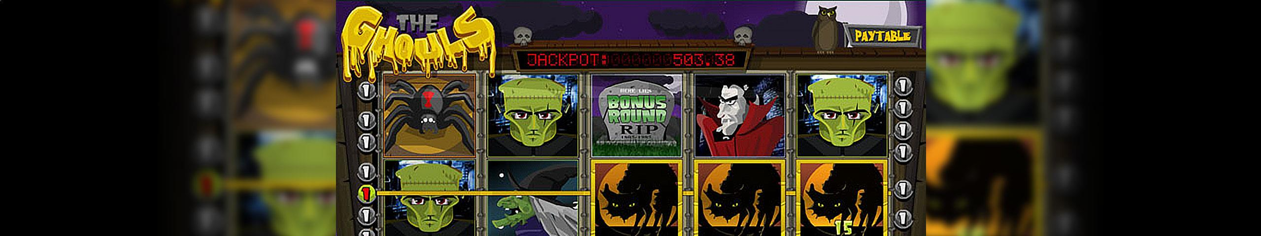 The Ghouls Mini Betsoft jocuri slot slider