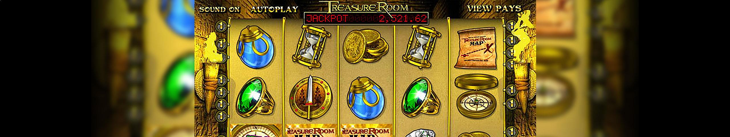 Treasure Room Betsoft jocuri slot slider