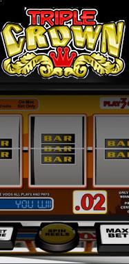 Triple Crown Betsoft jocuri slot thumbnail