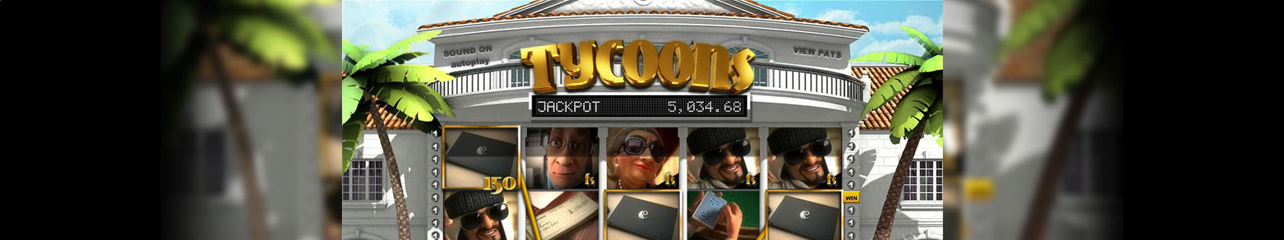 Tycoons Plus Betsoft jocuri slot slider