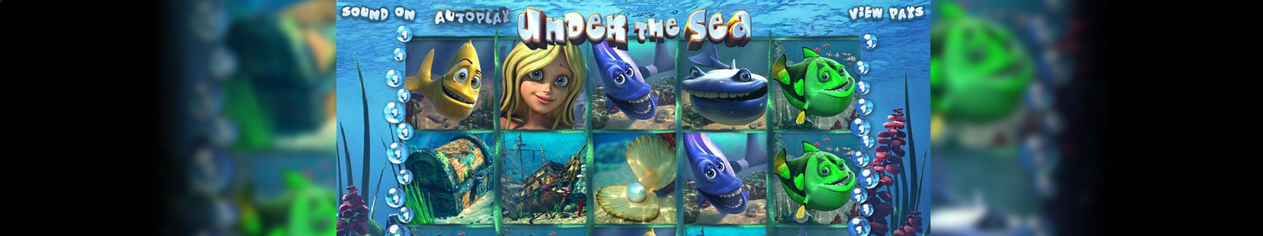 Under the Sea Betsoft jocuri slot slider