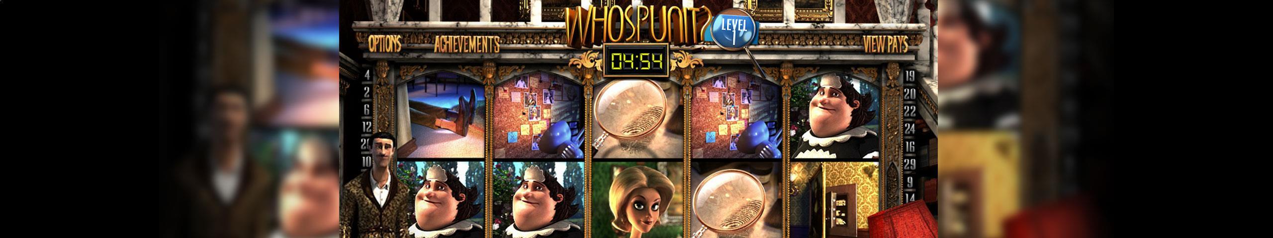 WhoSpunIt Plus Betsoft jocuri slot slider