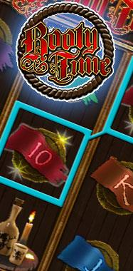 Booty Time Microgaming jocuri slot thumbnail