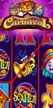 Carnaval Microgaming jocuri slot thumbnail