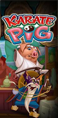 Karate Pig microgaming jocuri slot thumbnail