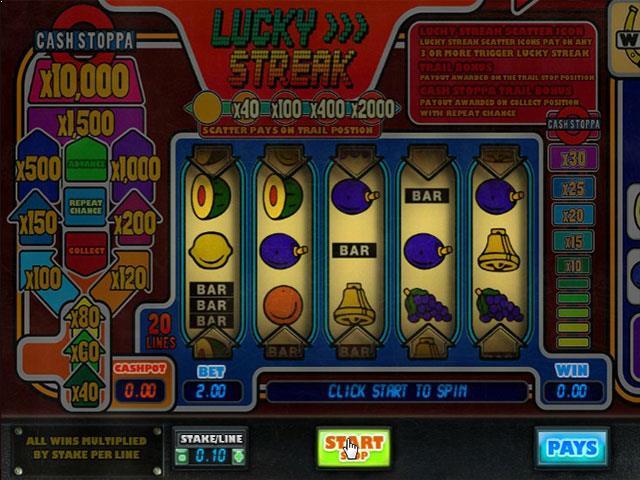 Lucky Streak Microgaming jocuri slot thumbnail