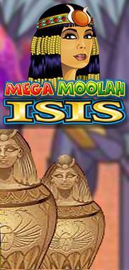 Mega Moolah Isis Microgaming jocuri slot thumbnail