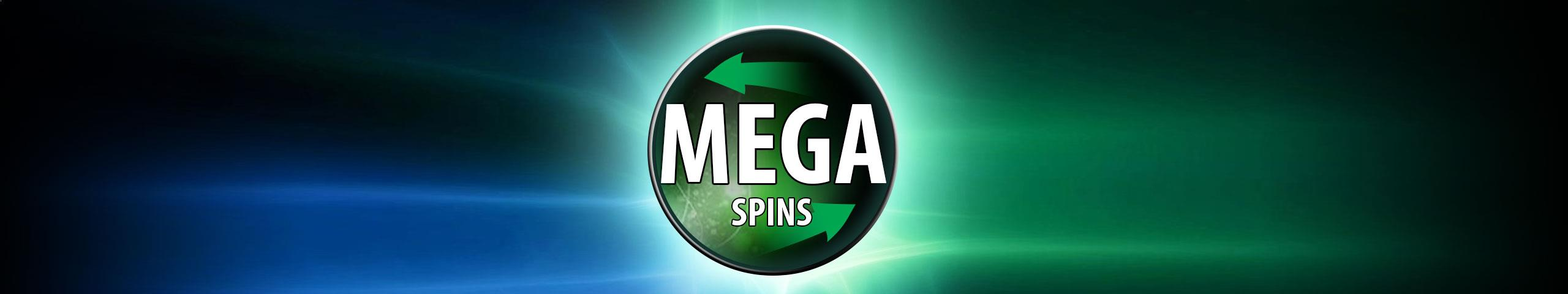 Mega Spins Microgaming jocuri slot slider