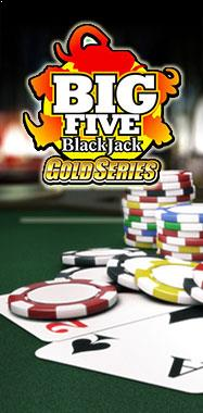 Big 5 Blackjack Gold Microgaming thumbnail