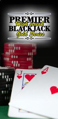 Premier Blackjack High Streak Gold Microgaming thumbnail