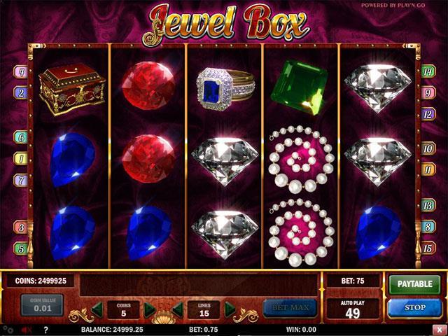 Jocuri Ca La Aparate Jewel Box PlaynGo SS - Multabafta.com