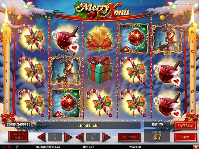 Jocuri Ca La Aparate Merry Xmas PlaynGo SS - Multabafta.com