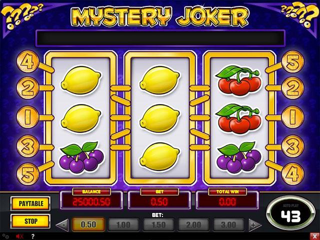 Jocuri Ca La Aparate Mystery Joker PlaynGo SS - Multabafta.com