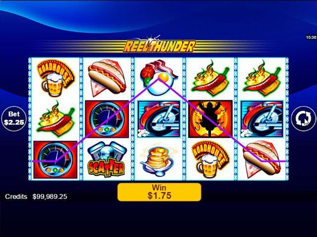 Jocuri Ca La Aparate Reel Thunder Microgaming SS - Multabafta.com