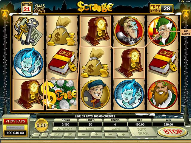 Jocuri Ca La Aparate Scrooge Microgaming SS - Multabafta.com
