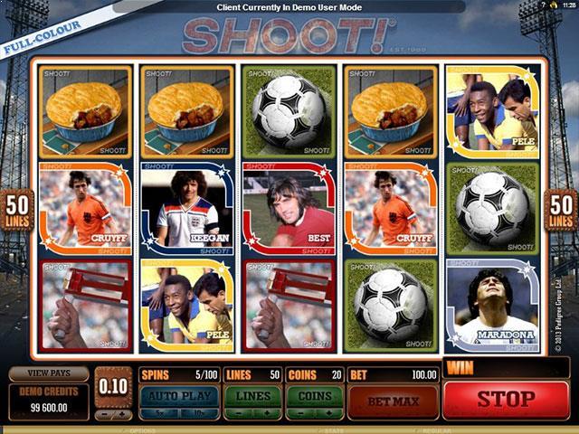 Jocuri Ca La Aparate Shoot! Microgaming SS - Multabafta.com