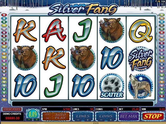Jocuri Ca La Aparate Silver Fang Microgaming SS - Multabafta.com